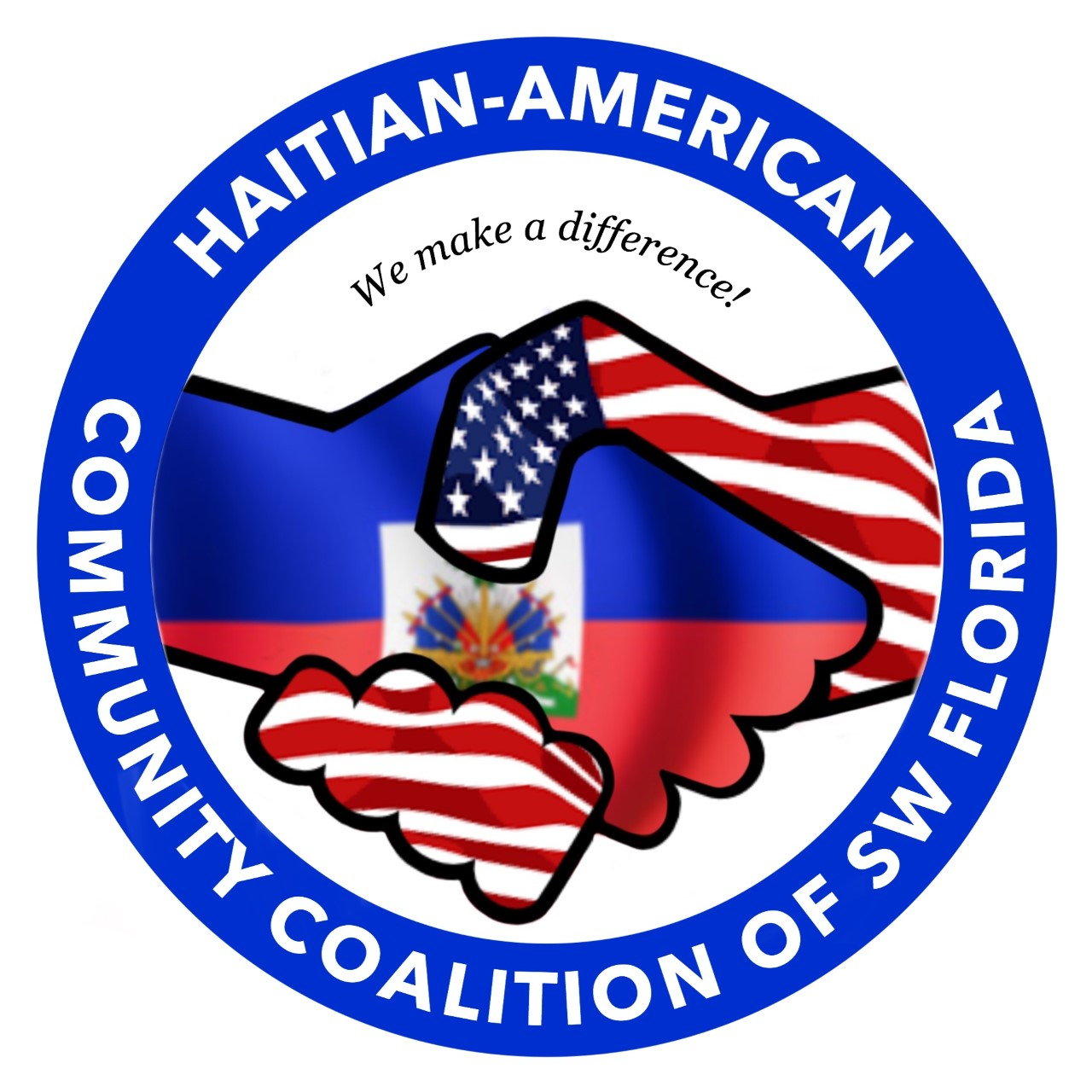Haitian-American Community Coalition of Southwest Florida Logo